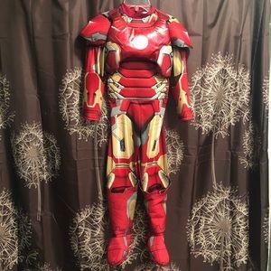 IRON MAN Marvel Avengers Halloween Costume Small